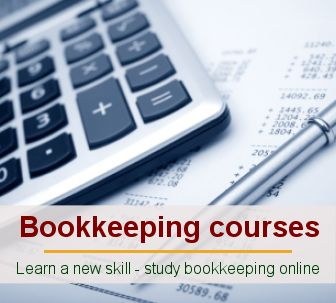 Bookkeeping Courses Banner