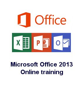 Microsoft Office 2013 Courses online