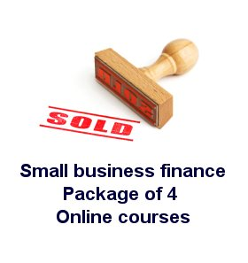 Small business finance course